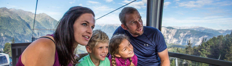 Apart Peppone - Ferienwohnungen Ötztal, Tirol - Sommerurlaub