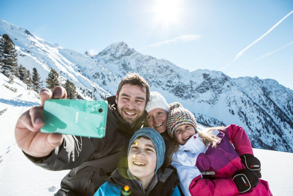Apart Peppone - Ferienwohnungen Ötztal, Tirol - Winterurlaub