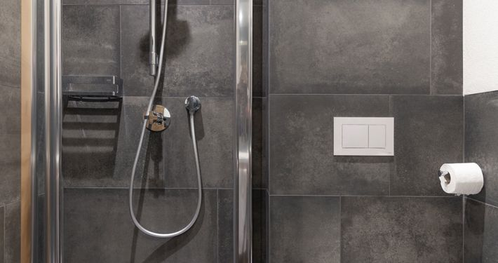 Neu renovierte badezimmer in Ferienwohng Apart Peppone