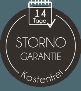 Buchung mit 14 Tage kostenfreier Storno Garantie. Apart Peppone