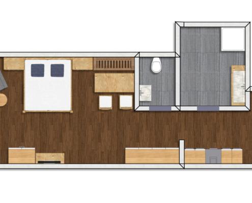 Luxus Appartement Apart Peppone-Längenfeld-Typ5