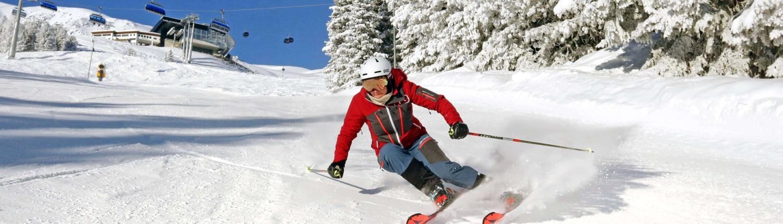 Skifahren Tirol Ötztal